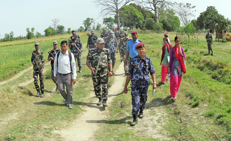 Nepal-India joint survey team to resolve Kanchanpur border dispute