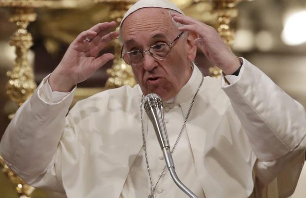 क्रिश्चियन धर्मगुरू पोपद्वारा जेरुसेलममा शान्ति कायम गर्न आग्रह
