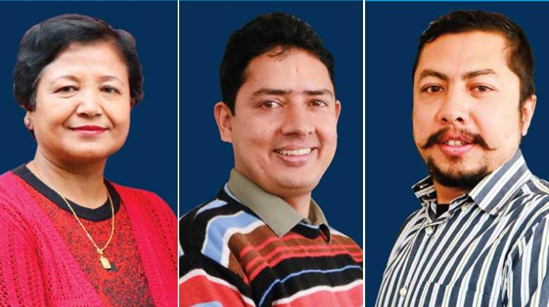 विवेकशील साझाले छान्यो प्रदेश नम्बर ३ का तीन प्रदेशसभा सदस्य