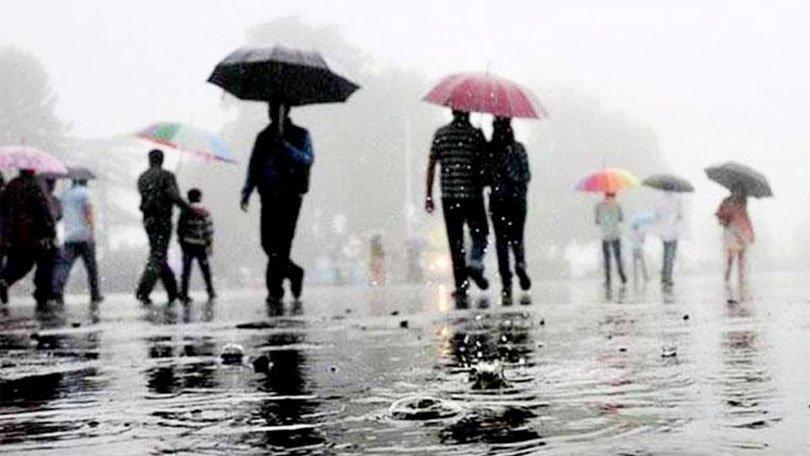 मौसम विज्ञान विभागः अझै तीनदिन देशभर वर्षा हुने