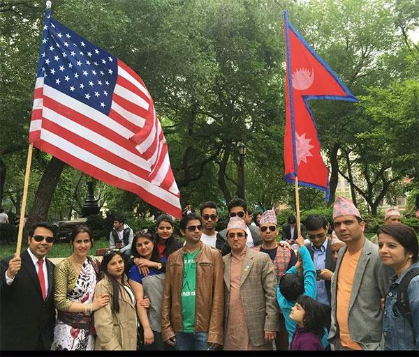न्युयोर्कका प्रबासीहरुद्वारा अमेरिकनहरुलाई नेपाल भ्रमण गराउन बिशेष कार्यक्रम
