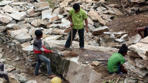 अतिप्रभावित १४ जिल्लामा एक लाख २३६ घर पुनःनिर्माणमा