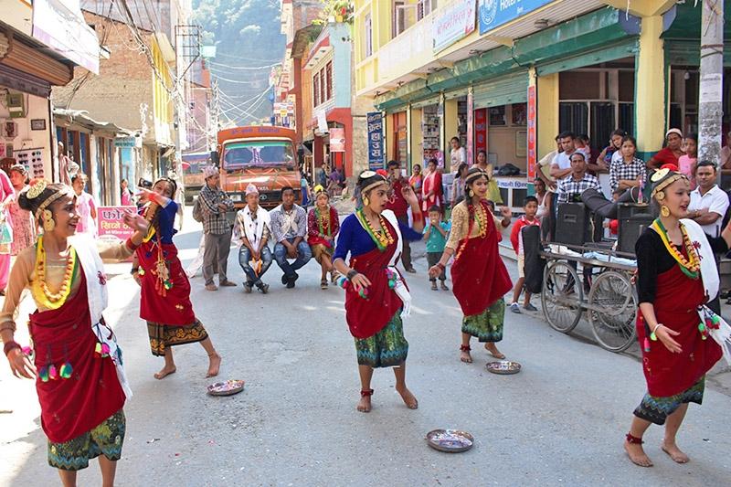 कोलकातामा नेपाल भवन बनाउन आह्वान