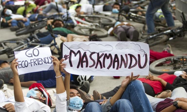 मास्कमाण्डु–३ अभियानमा उत्साहपूर्ण सहभागिता