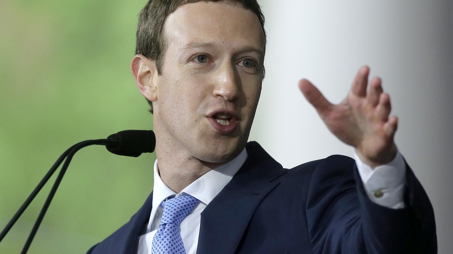 संसदमा सम्बोधन गर्न फेसबुकका संस्थापकलाई निमन्त्रणा