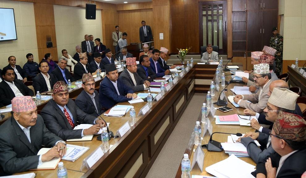 प्रदेश सरकार प्रतिस्पर्धात्मक विकासमा उत्रनुपर्छः प्रधानमन्त्री