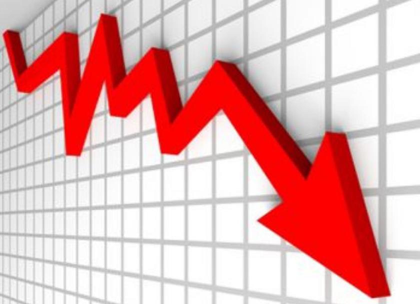 शेयर बजारः चार अंकले घट्यो