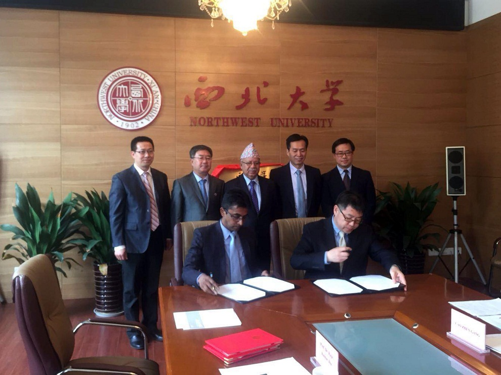 Sino-Nepal agreements to be implemented soon: Nepal