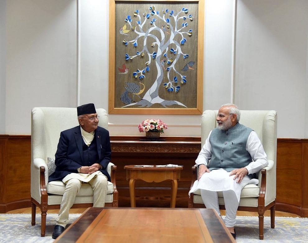 Indian PM Modi paying state visit to Nepal
