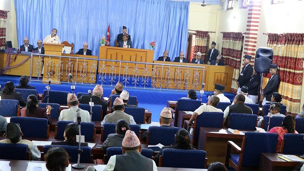 प्रदेश ७ को मन्त्रिपरिषदद्वारा नीति तथा कार्यक्रम स्वीकृत