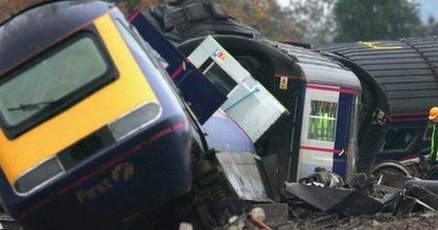 रेल दुर्घटनामा चालिसभन्दा बढी घाइते