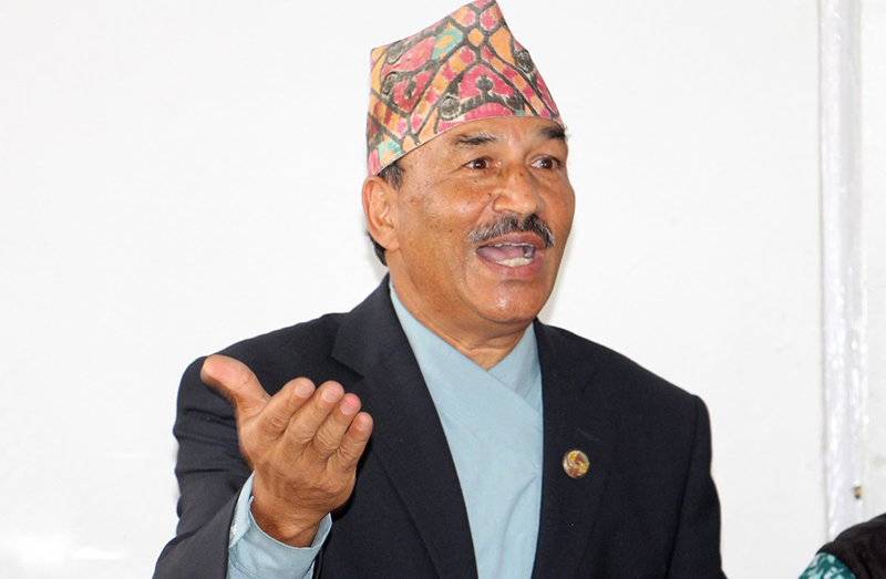 Govt's deliberations positive: Chair Thapa