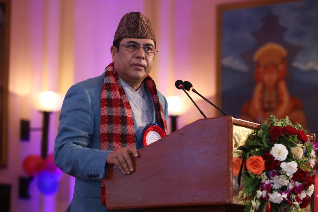 जनताको रकम सुरक्षाका लागि राष्ट्र बैंक प्रतिबद्ध: डा. चिरञ्जीवी नेपाल