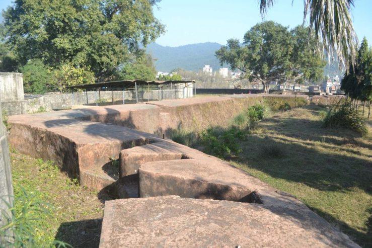 जितगढी किल्ला सडक नाटक समापन