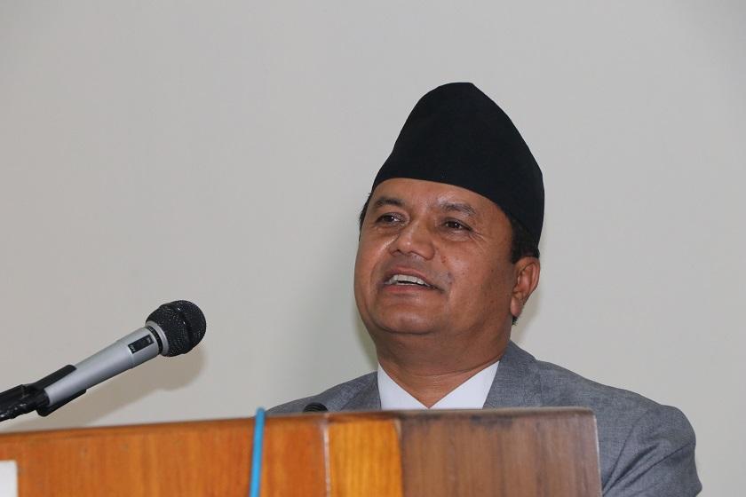 Lumbini declared a 'Panchasheel Zone'