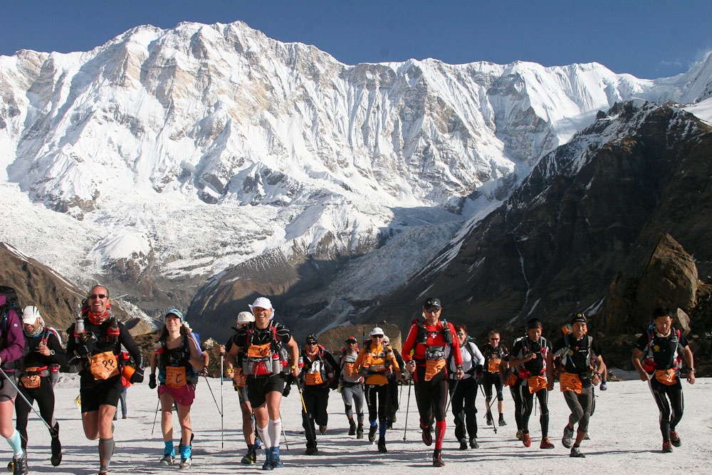 Annapurna Base Camp - Ghandruk marathon on June 3