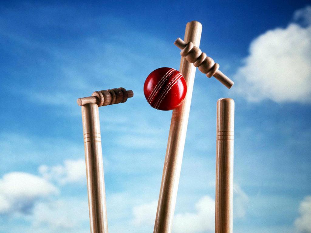 समाचार लेख्न क्रिकेट खेले पत्रकारले