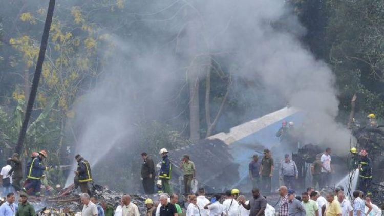 सन् १९८० को दशकयताकै ठूलो विमान दुर्घटना, शोकमा क्युबा