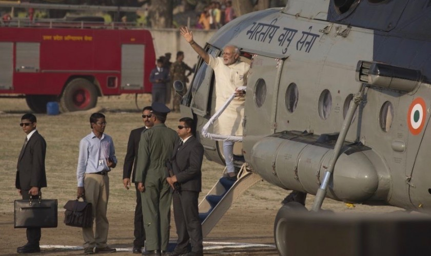 प्रधानमन्त्री मोदीको भ्रमणका लागि ट्राफिक र  सुरक्षा व्यवस्थापन चुस्त