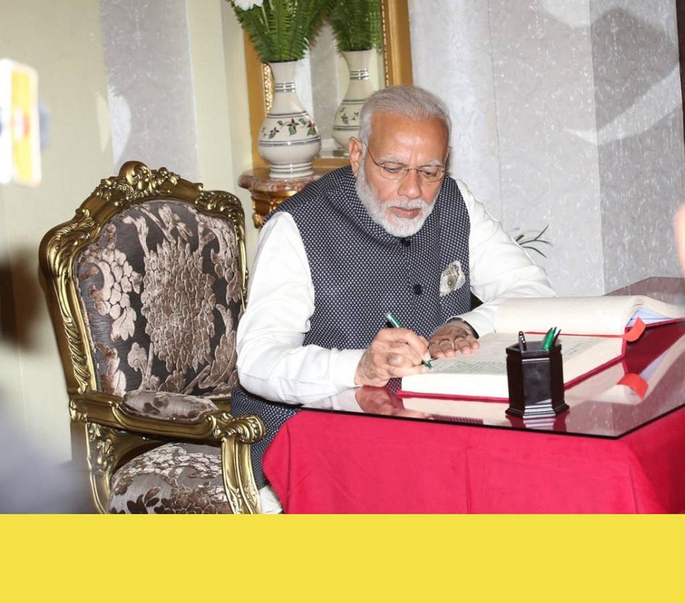 भारतको नयाँ मन्त्रीपरिषद् पहिलो बैठक जुन १२ मा बस्ने