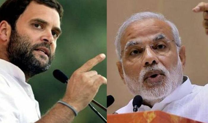 राहुलद्वारा मोदीमाथि भ्रष्टाचारलाई प्रोत्साहन गरेको आरोप