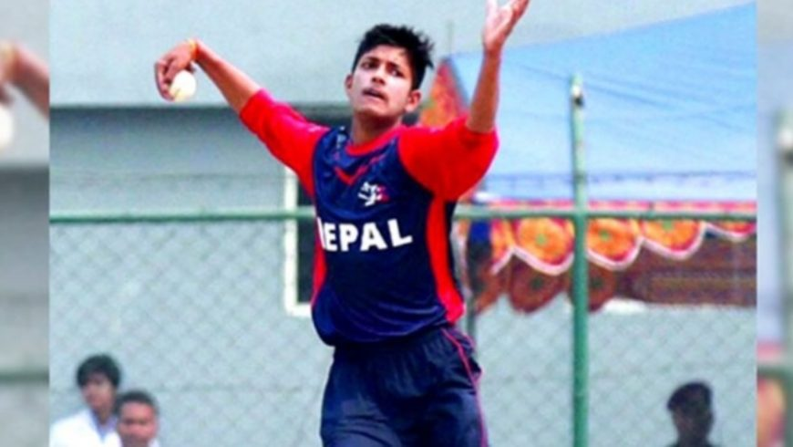 Cricketer Lamichhane to play high division of Australia