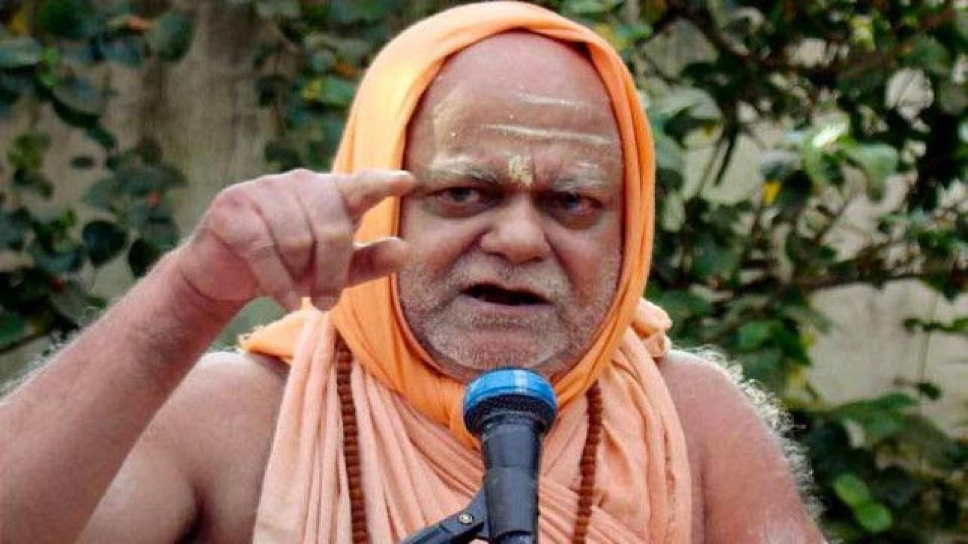 हिन्दू धर्मले सबैलाई समान व्यवहार गर्छः शंकराचार्य