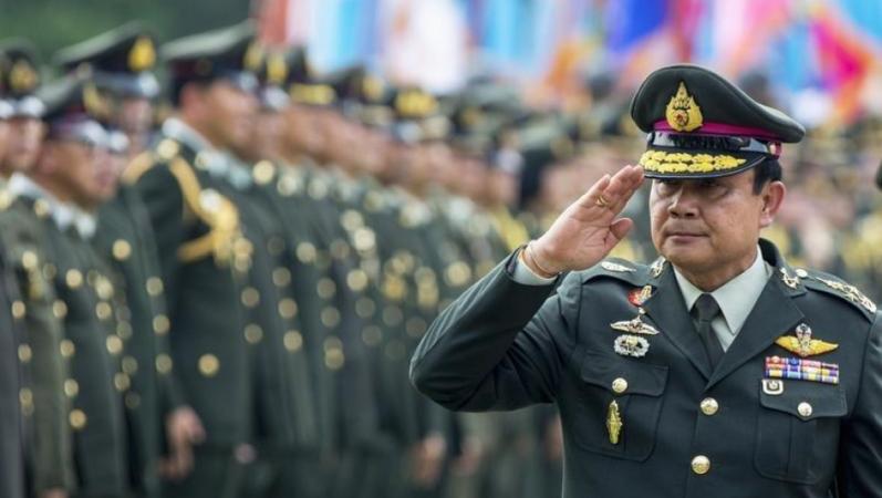 थाइल्याण्डका सैनिक प्रमुख नेपाल आउँदै