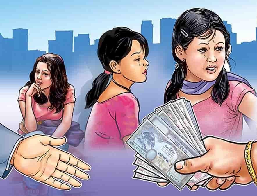 चेलीबेटी बेचबिखनमा लैजाने लागेका १० महिलाको उद्धार