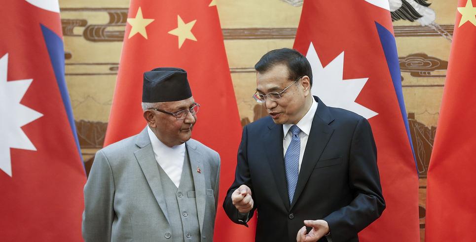 चीनको औपचारिक भ्रमणमा रहेका प्रधानमन्त्री केपी शर्मा ओली बेइजिङबाट आज ल्हासामा