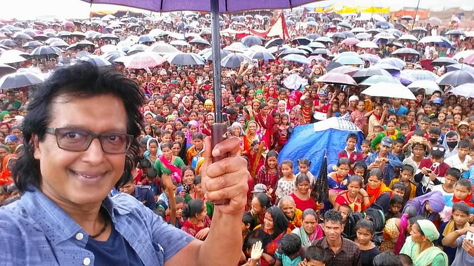 महानायक राजेश हमाल तस्बीरमा