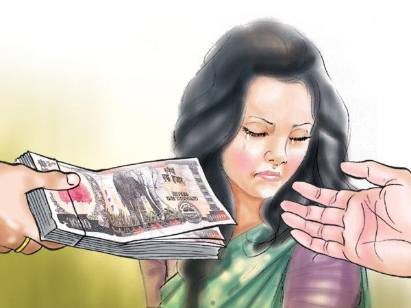 आफन्त भेट्ने बहानामा भारतमा बेचिन्छन् महिला