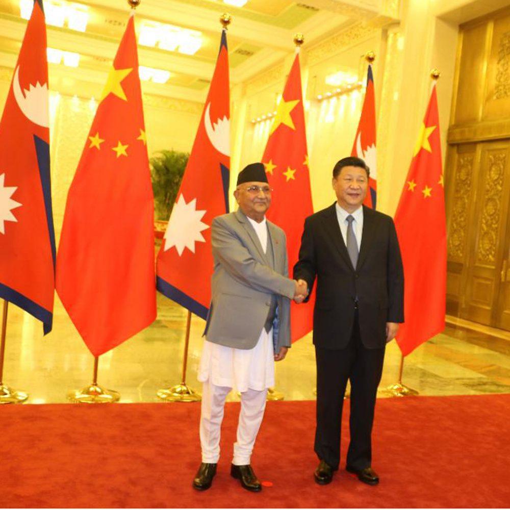 चिनियाँ रेल काठमाडौंसम्म पुग्न अब समय लाग्दैन्ः राष्ट्रपति सी जिनपिङ