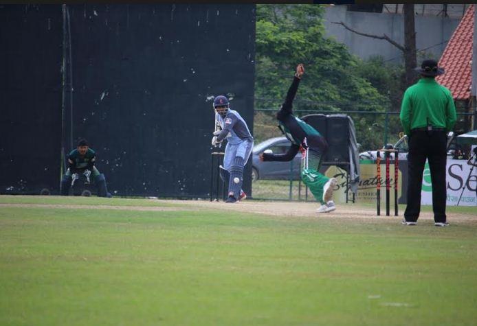 प्रधानमन्त्री कप क्रिकेटमा आर्मीले बाजी मार्यो