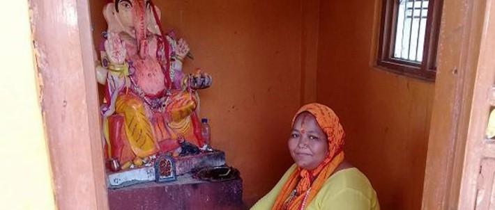 भेदभावलाइ च्यालेन्जः मन्दिरमा दलित महिला पुजारी