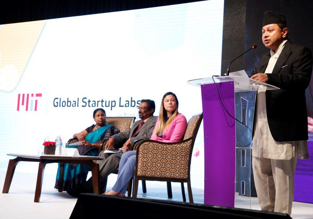 अमेरिकाको एमआईटीले नेपालमा सुरु गर्यो ग्लोबल स्टार्टअपल्याब्स्