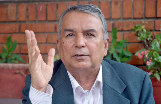 Party should be managed well, NC senior leader Poudel says