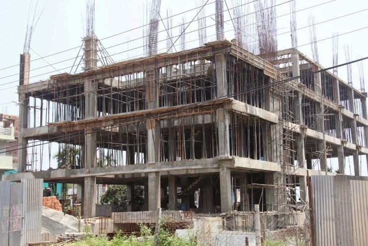 अस्पतालको अत्याधुनिक भवन निर्माण शुरु