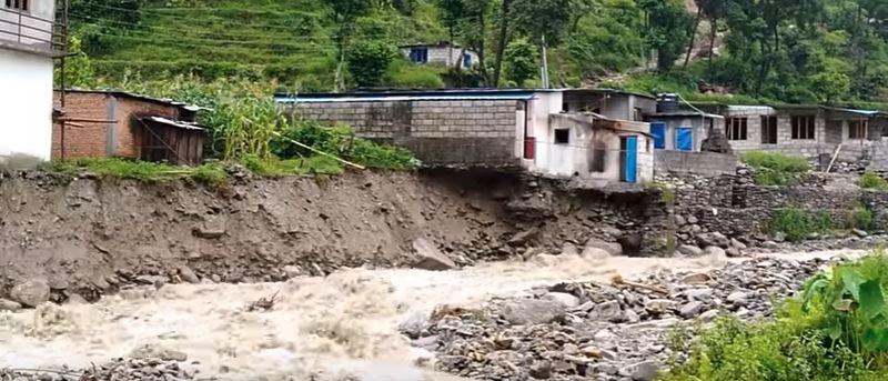 भूकम्पका ६ वर्षः पर्वतमा ठडिए पैँतीस सय घर