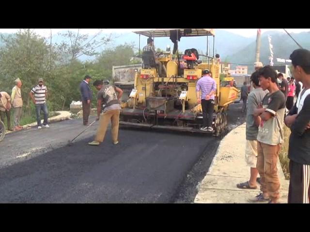 सडक निर्माण पछि स्थानीय तथा तीर्थालुलाई सहज