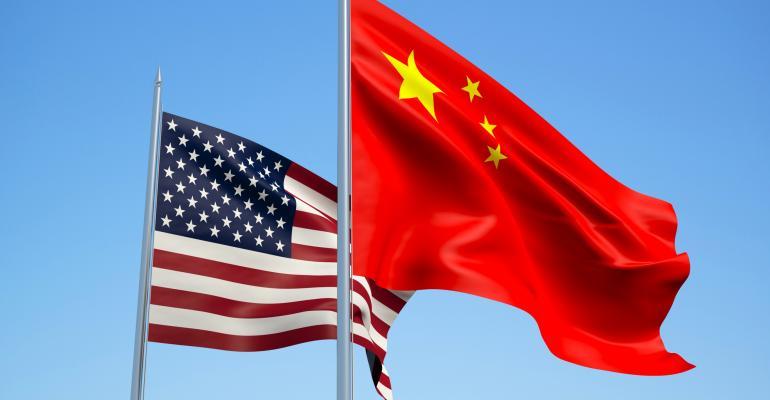 चीन–अमेरिका विवादको प्रभाव