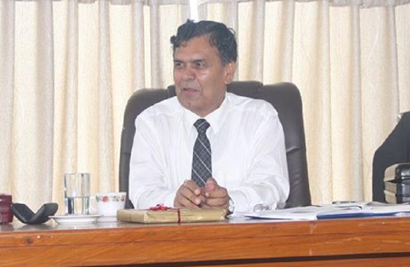 TU in governing board