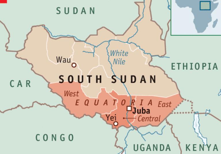 सुडानी विद्रोही नेता जुबा फर्किए
