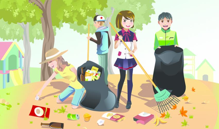 सामाजिक स्वच्छता अभियान शुरु