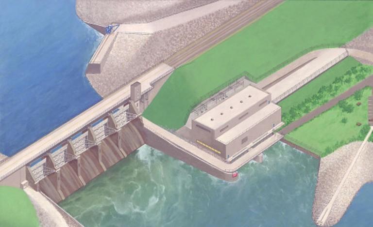 लुकुम खोला साना जलविद्युत् आयोजना सञ्चालनमा