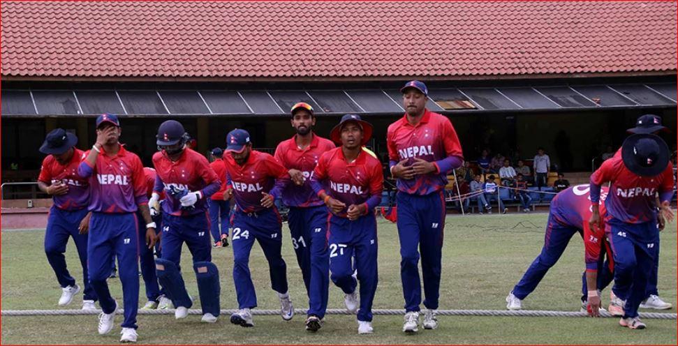 टी–ट्वान्टी विश्व कपको एसिया छनोटमा नेपाल र भुटान भिड्दै, फाइनल प्रवेश गर्ने दाउमा नेपाल