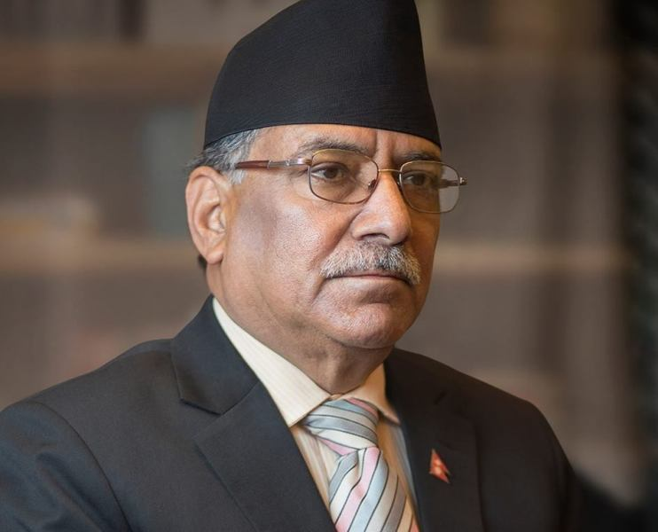 KP Oli runs govt for five years: Chairman Dahal