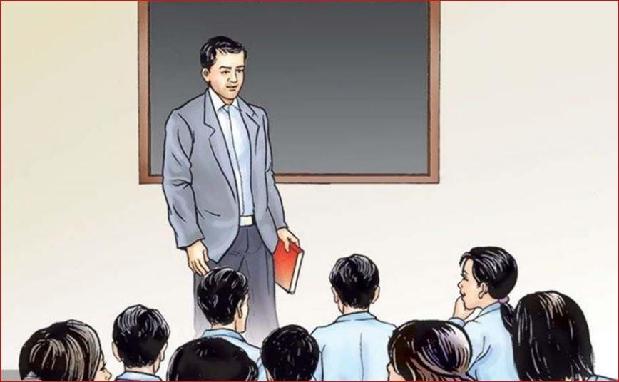 १२३ स्थानीय तहका शिक्षकको दरबन्दी मिलान
