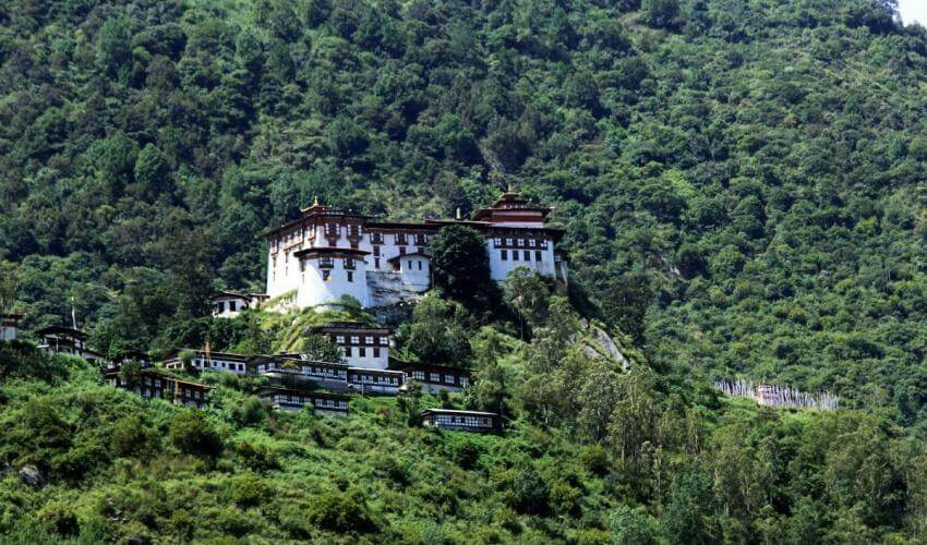 प्रकृति जोगाउन भूटानको योगदान