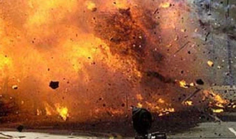 युक्रेनी हतियार भण्डारमा बिस्फोट